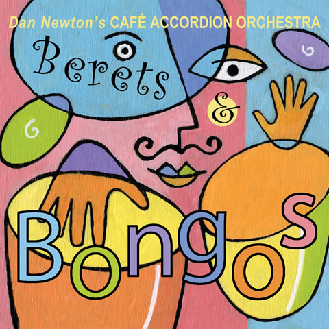 Cafe Accordion Orchestra - Berets and Bongos