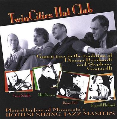 Twin Cities Hot Club - Twin Cities Hot Club