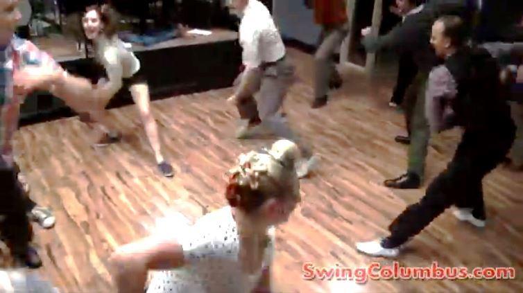 Hot Swing Combo - Rocktober 2012