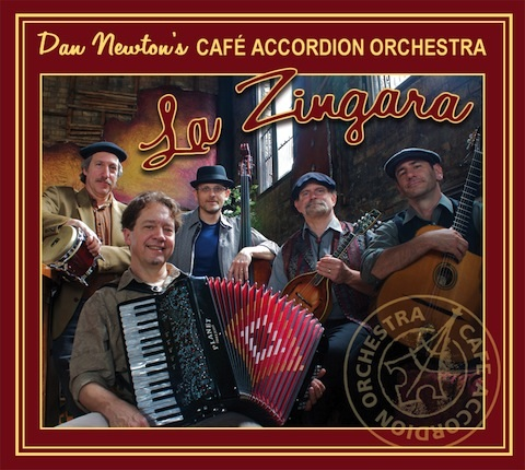 Cafe Accordion Orchestra - La Zingara